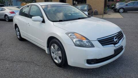 2007 Nissan Altima for sale at Citi Motors in Highland Park NJ