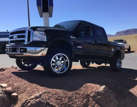 2006 Ford F-350 Super Duty for sale at SPEND-LESS AUTO in Kingman AZ