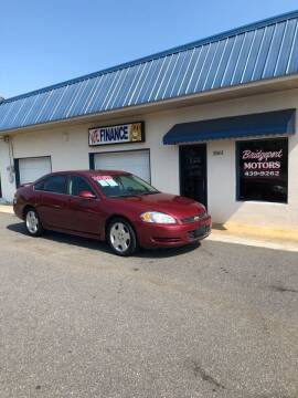 2008 Chevrolet Impala for sale at BRIDGEPORT MOTORS in Morganton NC