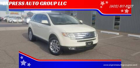 2007 Ford Edge for sale at EXPRESS AUTO GROUP in Phoenix AZ