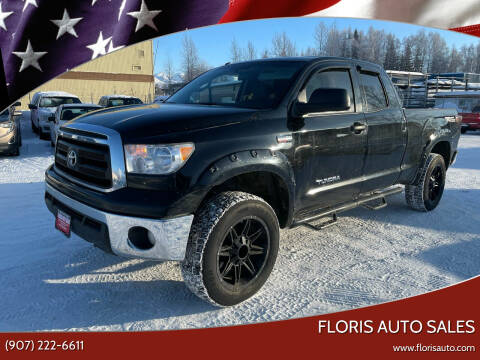 2010 Toyota Tundra for sale at FLORIS AUTO SALES in Anchorage AK