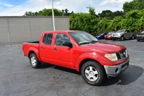 2006 Nissan Frontier for sale at Adams Auto Group Inc. in Charlotte NC