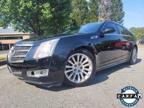 2010 Cadillac CTS for sale at Carma Auto Group in Duluth GA