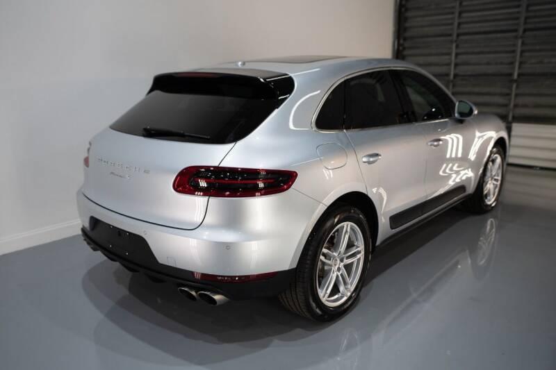 2017 Porsche Macan for sale at ZWECK in Miami FL