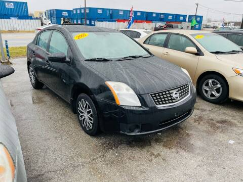 2007 Nissan Sentra for sale at I57 Group Auto Sales in Country Club Hills IL