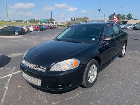 2015 Chevrolet Impala Limited for sale at Sun Coast City Auto Sales in Mobile AL