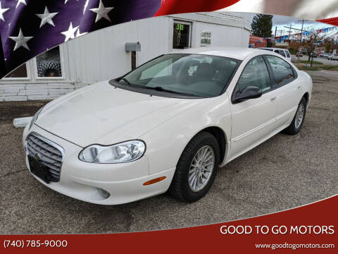 2003 Chrysler Concorde for sale at Good To Go Motors in Lancaster OH