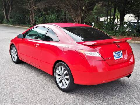 2011 Honda Civic for sale at Weaver Motorsports Inc in Cary NC