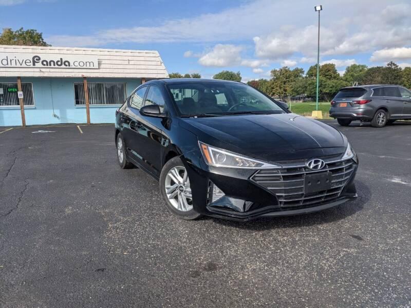2020 Hyundai Elantra for sale at DrivePanda.com in Dekalb IL