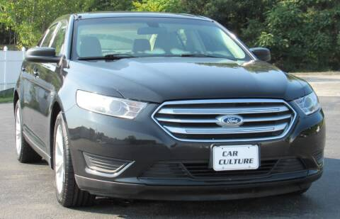 2015 Ford Taurus for sale at Car Culture in Warren OH
