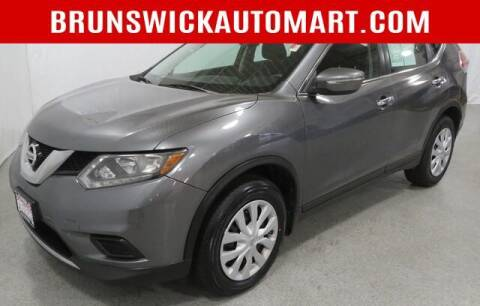 2014 Nissan Rogue for sale at Brunswick Auto Mart in Brunswick OH