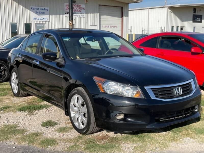 2010 Honda Accord for sale at Lumpy's Auto Sales in Oklahoma City OK