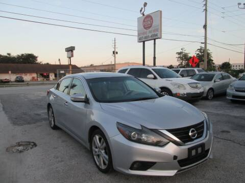 2016 Nissan Altima for sale at Motor Point Auto Sales in Orlando FL