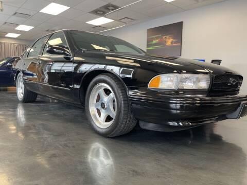 1996 Chevrolet Impala for sale at AUTO MODE USA in Burbank IL
