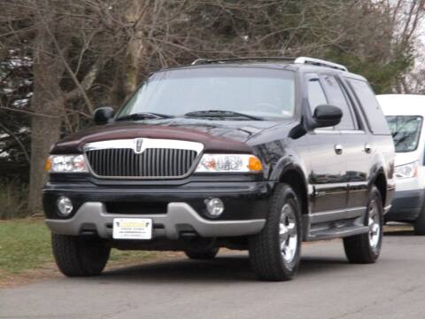 2001 Lincoln Navigator for sale at Loudoun Used Cars in Leesburg VA