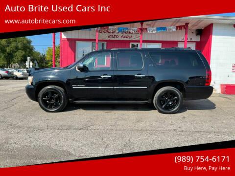 2011 Chevrolet Suburban for sale at Auto Brite Used Cars Inc in Saginaw MI