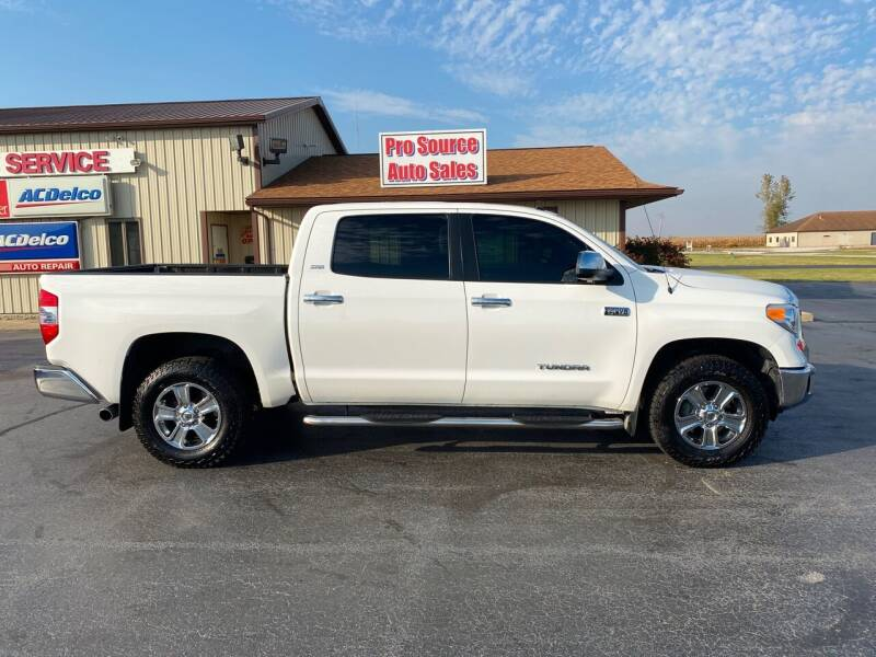 2016 Toyota Tundra for sale at Pro Source Auto Sales in Otterbein IN