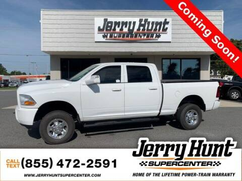 2011 RAM Ram Pickup 2500 for sale at Jerry Hunt Supercenter in Lexington NC