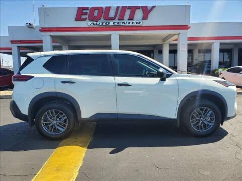 2021 Nissan Rogue for sale at EQUITY AUTO CENTER in Phoenix AZ