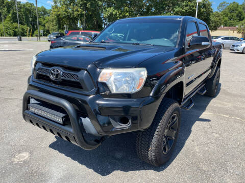 2015 Toyota Tacoma for sale at Capital City Imports in Tallahassee FL