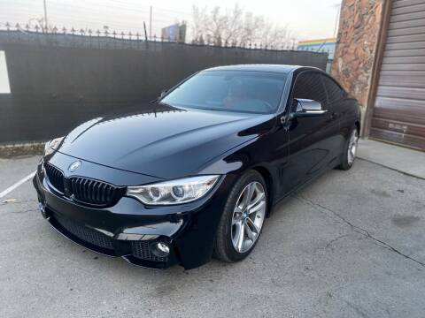 2015 BMW 4 Series for sale at Prime Motorports in Sacramento CA