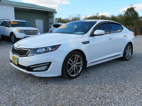 2013 Kia Optima for sale at Low Cost Cars in Circleville OH
