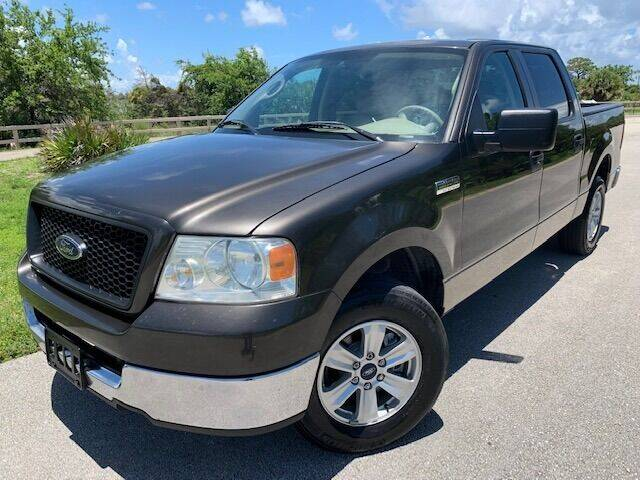 2005 Ford F-150 for sale at Deerfield Automall in Deerfield Beach FL