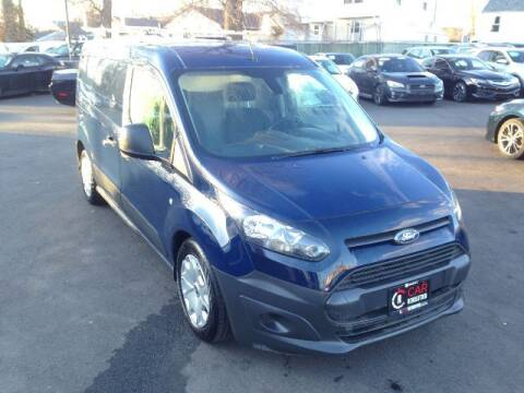 2017 Ford Transit Connect Cargo for sale at EMG AUTO SALES in Avenel NJ