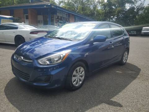 2016 Hyundai Accent for sale at CENTRAL GROUP in Raritan NJ