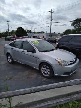 2010 Ford Focus for sale at D and D All American Financing in Warren MI