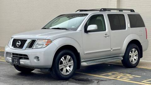 2010 Nissan Pathfinder for sale at Carland Auto Sales INC. in Portsmouth VA