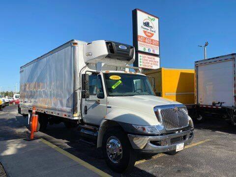 2010 International DuraStar 4300 for sale at Orange Truck Sales in Orlando FL