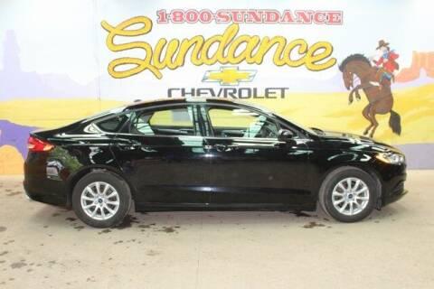 2018 Ford Fusion for sale at Sundance Chevrolet in Grand Ledge MI