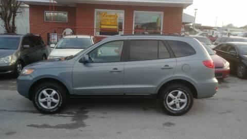 2007 Hyundai Santa Fe for sale at Lewis Used Cars in Elizabethton TN