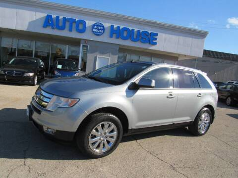2007 Ford Edge for sale at Auto House Motors in Downers Grove IL
