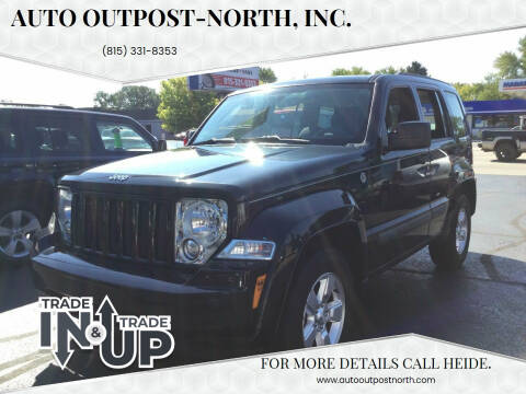 2012 Jeep Liberty for sale at Auto Outpost-North, Inc. in McHenry IL
