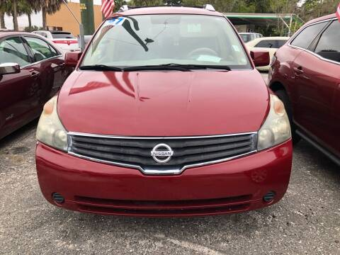 2007 Nissan Quest for sale at Louie's Auto Sales in Leesburg FL