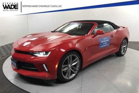2018 Chevrolet Camaro for sale at Stephen Wade Pre-Owned Supercenter in Saint George UT