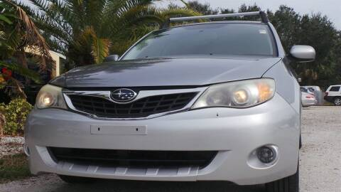 2008 Subaru Impreza for sale at Southwest Florida Auto in Fort Myers FL