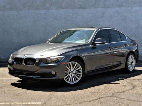 2013 BMW 3 Series for sale at Divine Motors in Las Vegas NV