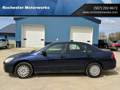 2007 Honda Accord for sale at Rochester Motorworks in Rochester MN