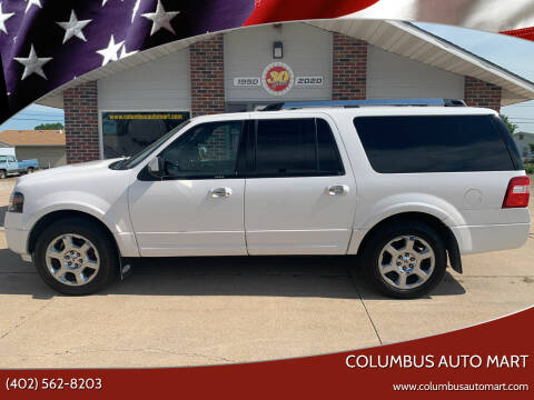 2013 Ford Expedition EL for sale at Columbus Auto Mart in Columbus NE