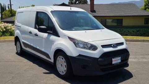 2016 Ford Transit Connect Cargo for sale at CAR CITY SALES in La Crescenta CA