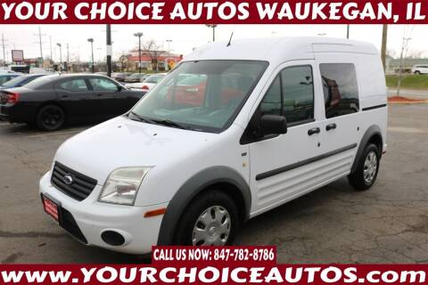2011 Ford Transit Connect for sale at Your Choice Autos - Waukegan in Waukegan IL