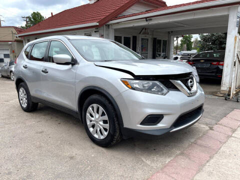 2016 Nissan Rogue for sale at ELITE MOTOR CARS OF MIAMI in Miami FL