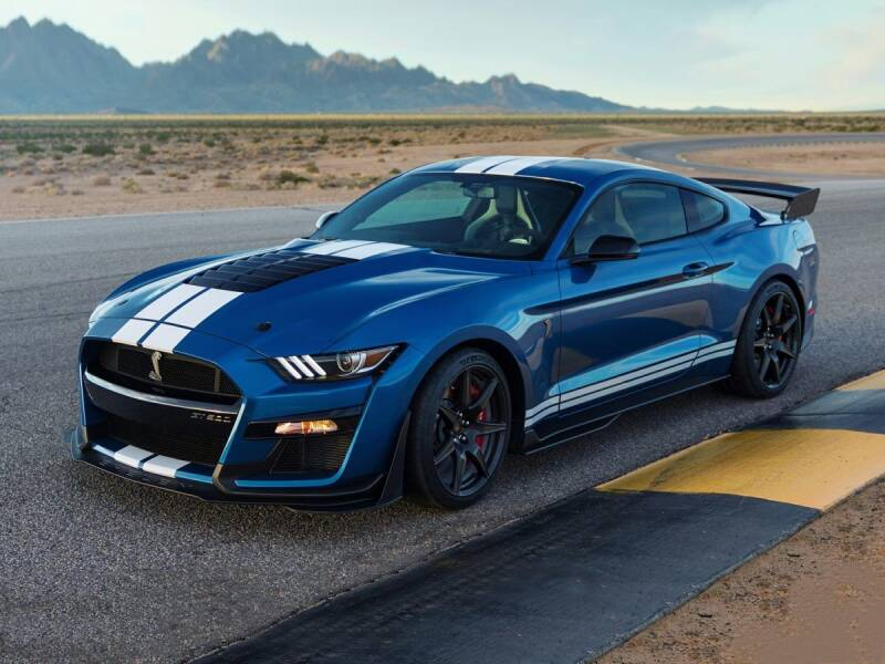 2020 Ford Mustang for sale at BMW OF NEWPORT in Middletown RI