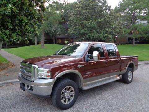 2006 Ford F-250 Super Duty for sale at Houston Auto Preowned in Houston TX