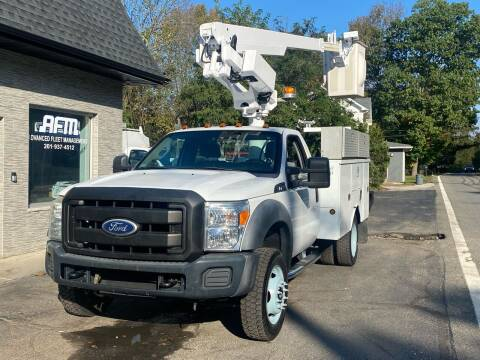 2011 Ford F-450 Super Duty for sale at Advanced Fleet Management in Towaco NJ