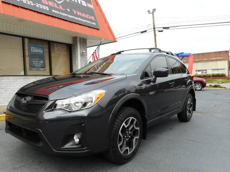 2016 Subaru Crosstrek for sale at Super Sports & Imports in Jonesville NC