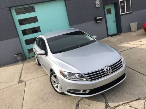2013 Volkswagen CC for sale at Enthusiast Autohaus in Sheridan IN